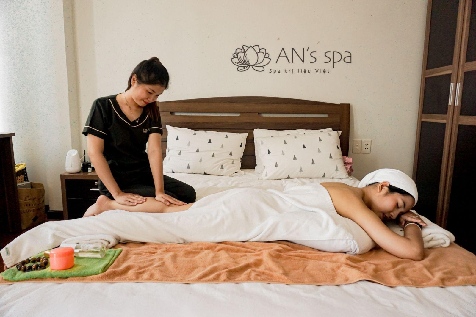 massage quận 1