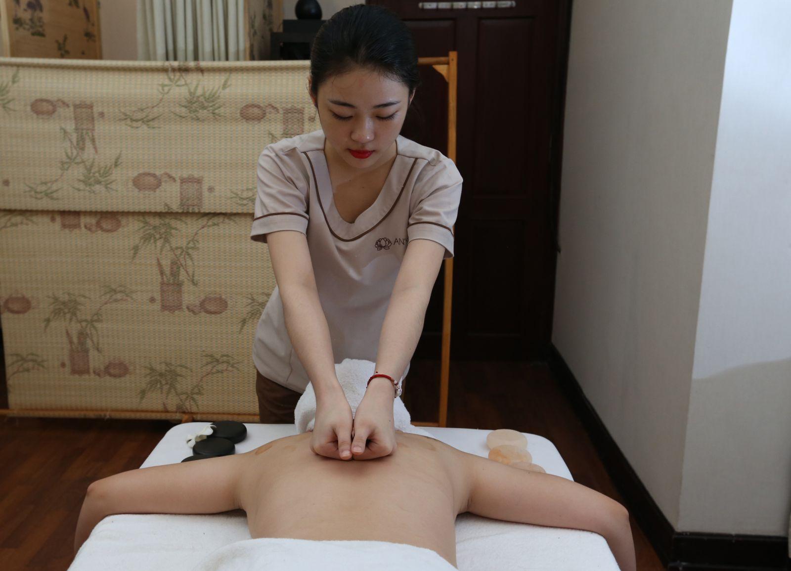 spa trị liệu