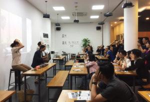 hội thảo Shift Asian